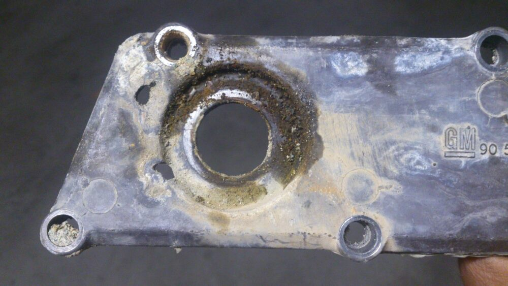Oil Cooler Top Plate Corroded Topside.jpg